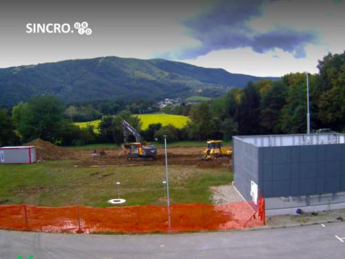 ELES začel gradbena dela za namestitev 5 MW baterijskega hranilnika