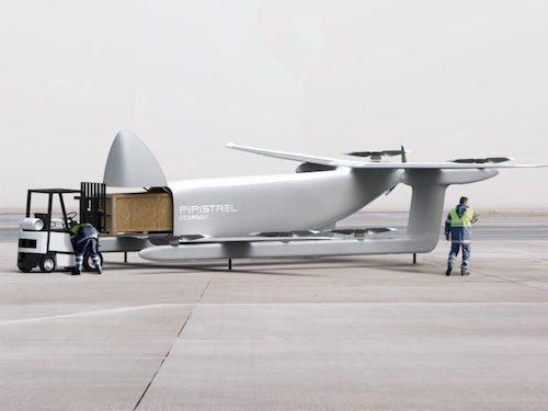 Pipistrel začel sprejemati naročila za električna brezpilotna tovorna letala