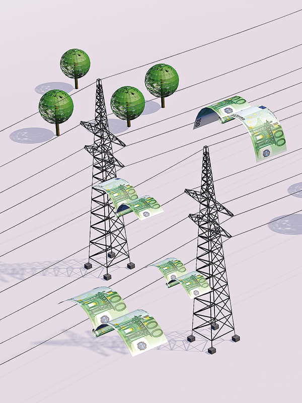 European Distribution Power Grids Need Investments of EUR 400bn By 2030