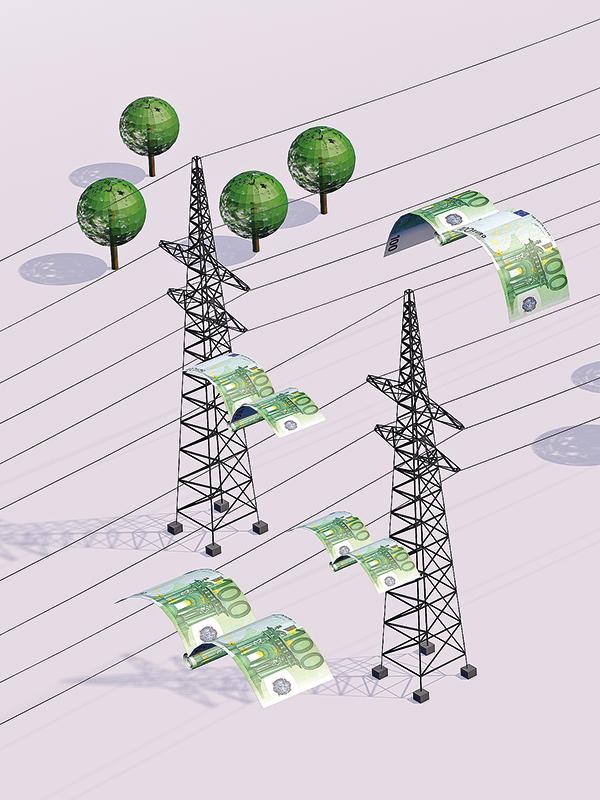 Proizvodnja elektrike v Sloveniji decembra na letni ravni padla za 1 odstotek