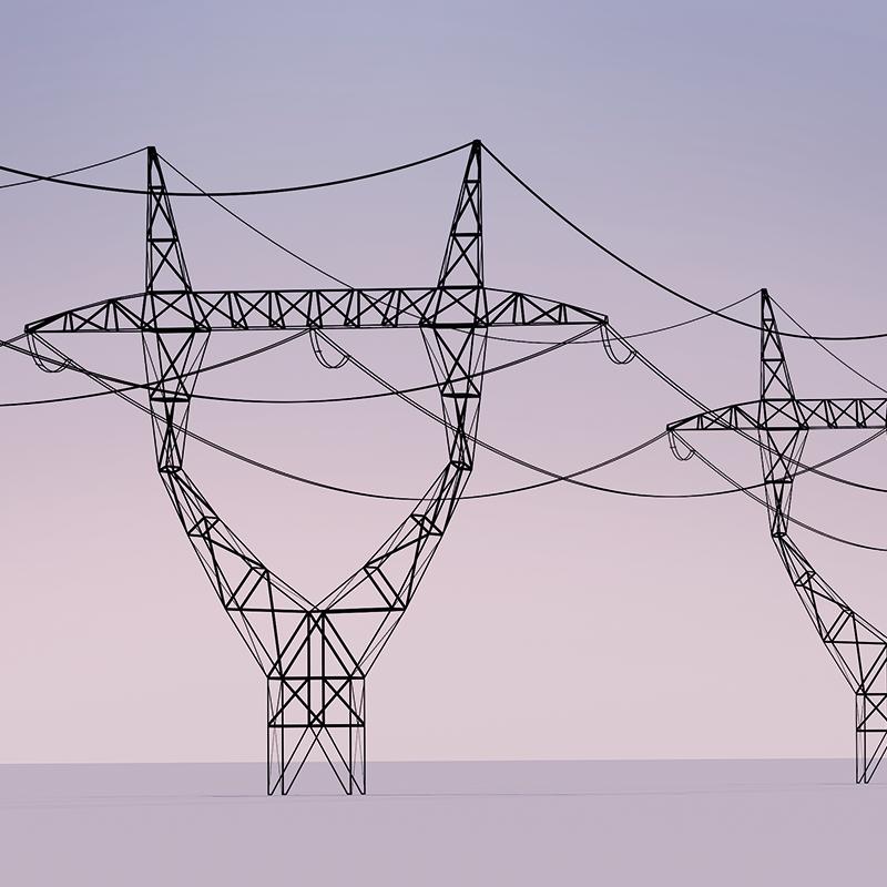 V juniju 2021 uvozili 20 % več elektrike kot junija 2020