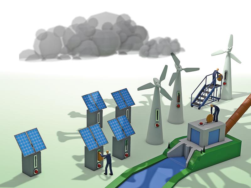 Srednja in vzhodna Evropa bi lahko postala dominantna industrijska sila na področju čistih tehnologij