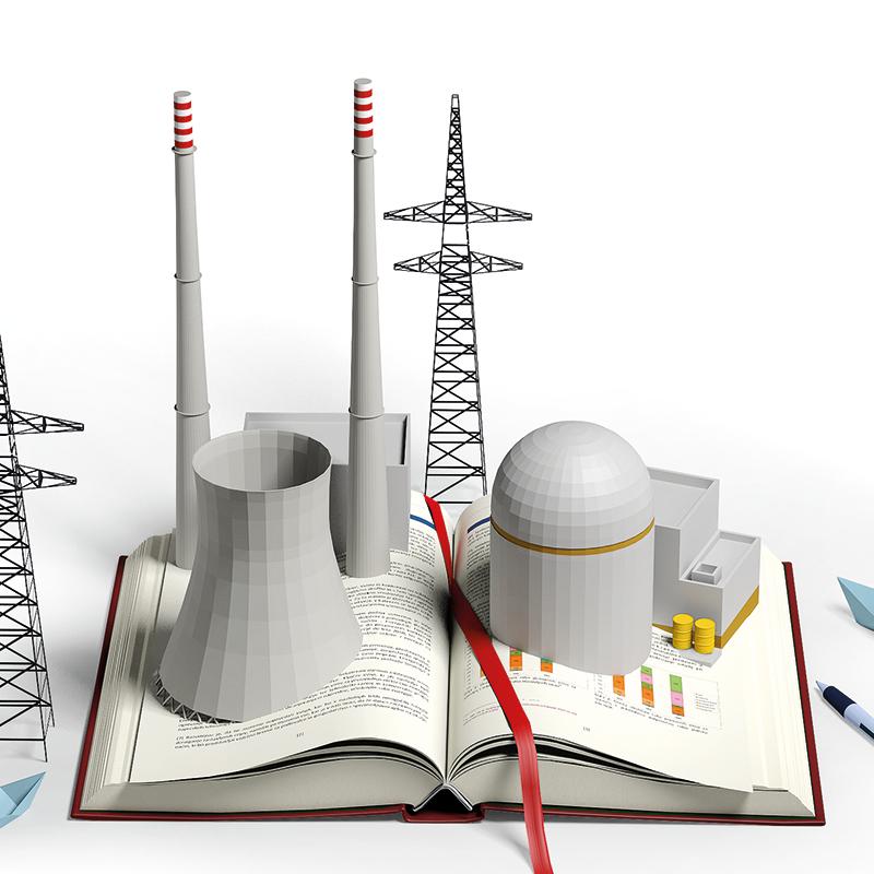 IEA napoveduje trden položaj jedrske energije, plina in hidroenergije do leta 2040
