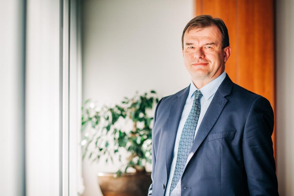 Dr. Franc Cimerman, Plinovodi: Gas and Nuclear Energy Must Co-exist