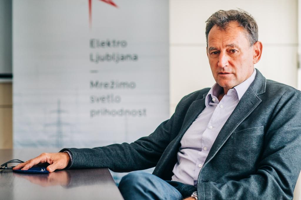 Mag. Andrej Ribič, Elektro Ljubljana: Odjemalci so že aktivni deležniki v sistemu