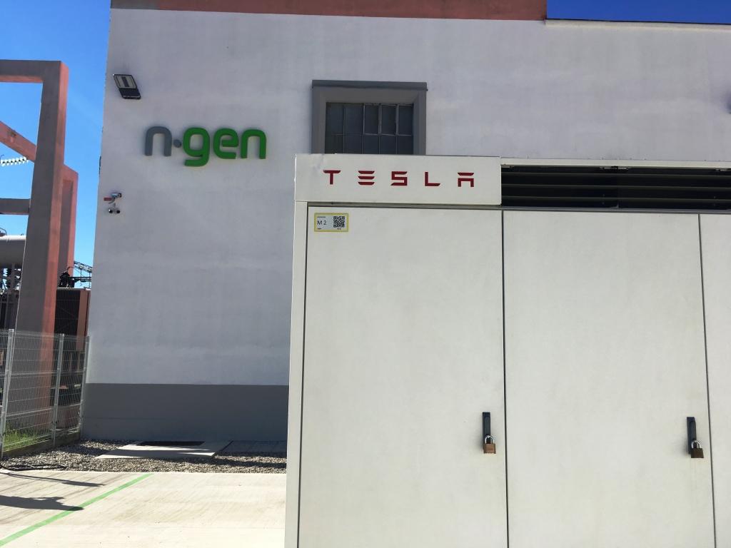 Talum in NGEN zagnala največji baterijski hranilnik v Sloveniji in širši regiji