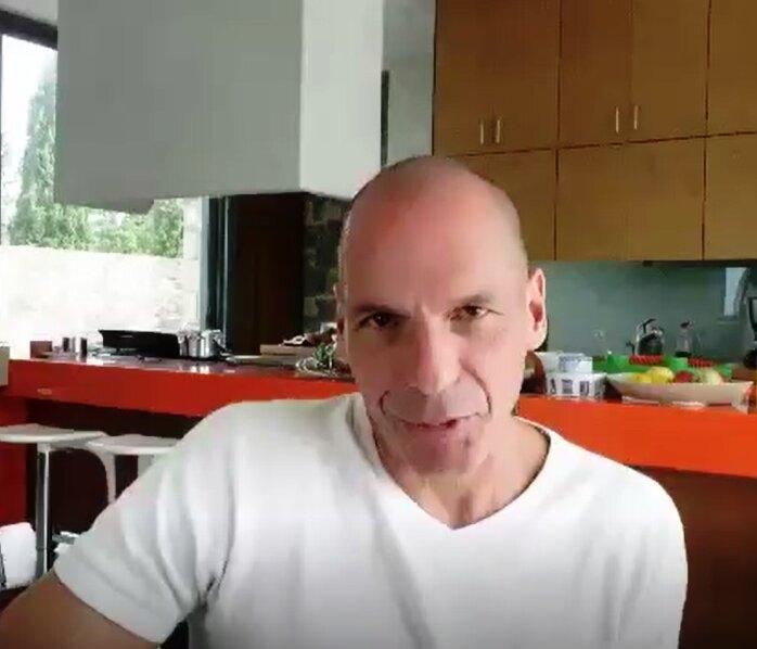Yanis Varoufakis: We Are Nowhere Near the Green Transition
