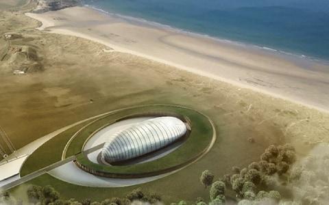 Rolls Royce v Veliki Britaniji načrtuje izgradnjo 16 malih modularnih reaktorjev