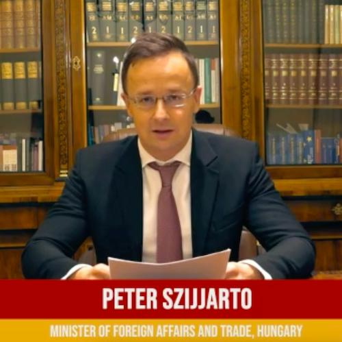 Szijjártó: Povezava med Slovenijo in Madžarsko bo izboljšala učinkovitost trga SVE