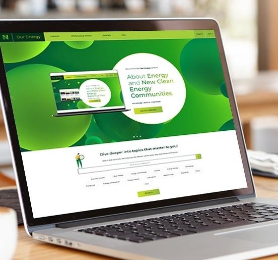 V okviru projekta NEWCOMERS zagnana izobraževalna platforma o energetskih skupnostih