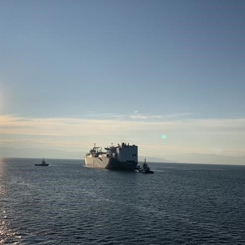 Croatia's LNG Terminal Starts Commercial Operation with First Cargo for MFGK