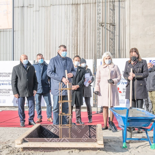 Serbian EPS Starts Building Desulphurisation System at TENT B TPP