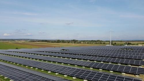 OMV in Verbund zagnala največjo fotovoltaično elektrarno v Avstriji