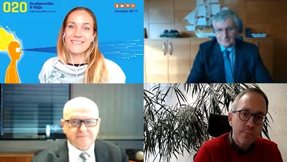 Videorazprava Energetike.NET: Za energetiko uspešno leto; s pozitivnim pogledom v 2021!