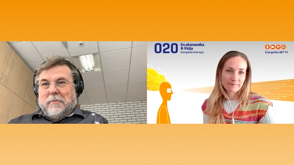 Dr. Leon Cizelj, IJS: Življenjske dobe reaktorjev bi lahko bile tudi sto let