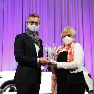 Podjetje Lumar IG prejelo nagrado nemškega gospodarstva 2020; med finalisti tudi BSH Hišni aparati in Steklarna Hrastnik