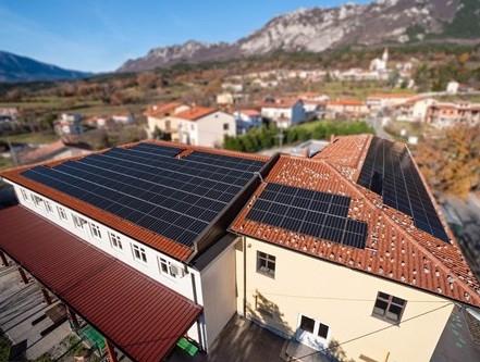 Slovenski načrti še precej pod potencialom proizvodnje elektrike iz sonca