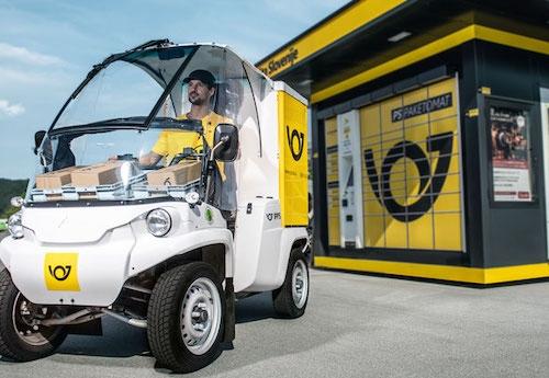 V Sloveniji veliko zanimanje za e-tovorna vozila, a so izzivi pri vpeljavi