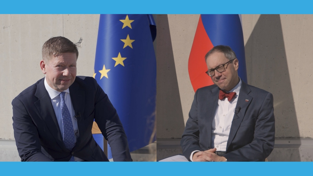 Slovenia's State Secretary and ACER's Director On Energy Challenges