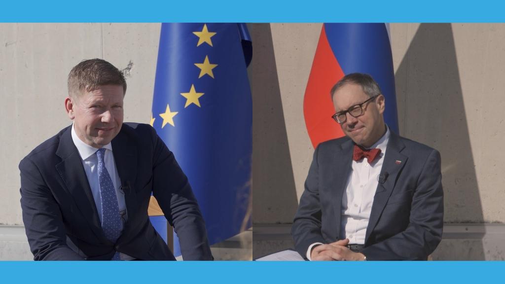 Videorazprava Energetike.NET: Državni sekretar na MzI in direktor ACER o energetskih izzivih