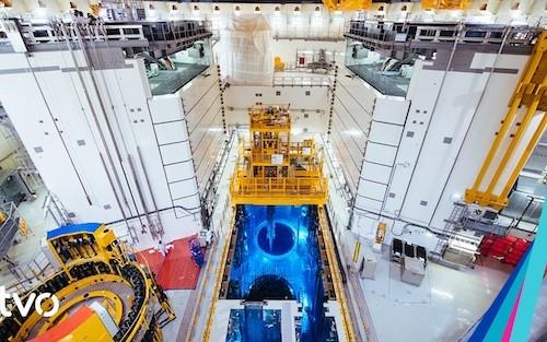 Testni zagon finske jedrske elektrarne Olkiluoto 3 po dolgi zamudi načrtovan za oktober