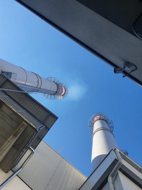 Plinski blok PB7 tik pred strokovnim tehničnim pregledom