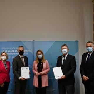 Slovenska gospodarska zveza in Slovensko združenje za energetiko podpisala sporazum o sodelovanju na področju energetike