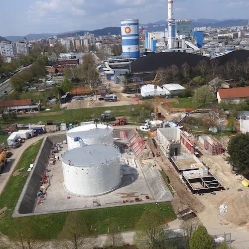 Energetika Ljubljana bo prehod s premoga na plin v Mostah zaključila do konca maja 2022