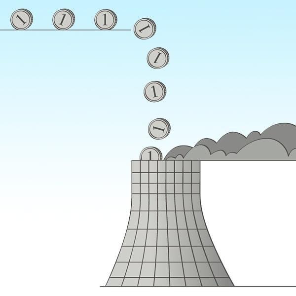 Analitiki: Povprečna cena CO2 bo v tretjem kvartalu 56,72 evra