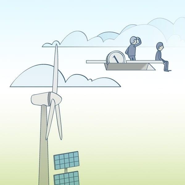 V teku pogajanja za odkup manjkajočega deleža OVE; brez podpor za biomaso po letu 2026