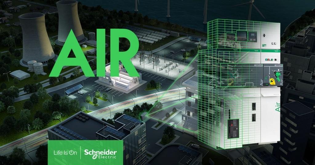 Nove SN stikalne naprave poganjata zrak in digitalizacija