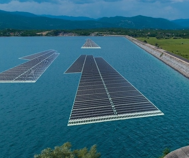 Montenegrin EPCG to implement first floating solar project