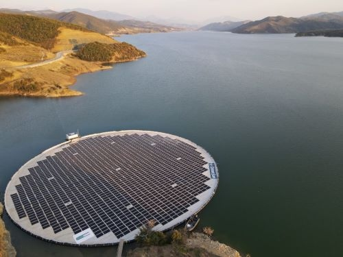 Strong winds probable cause of Albania's floating solar unit failure – Ocean Sun
