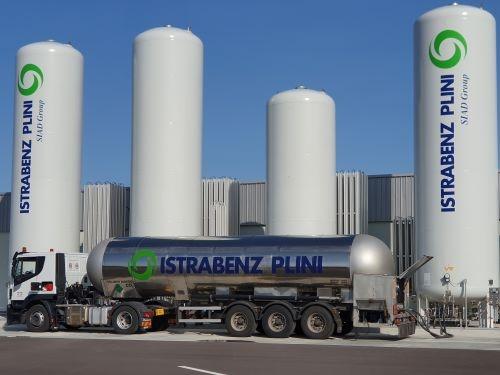 Skupina Istrabenz plini okrepila položaj na regionalnem trgu tehničnih plinov