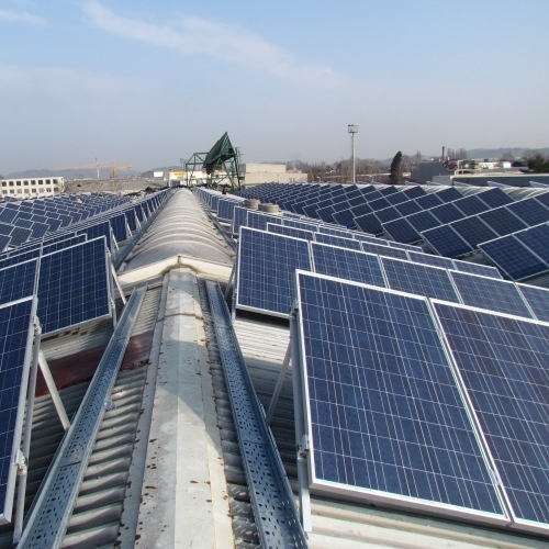 Croatia's Largest PV Integrated Solar Power Plant Put Into Operation