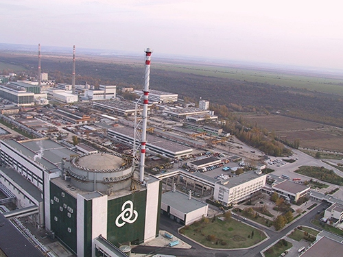 Bulgaria shuts down 1,000 MW nuclear reactor for overhaul