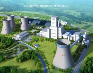 Construction of BiH's Tuzla 7 TPP Set to Start This Month