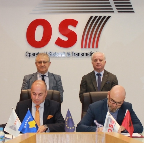 Kosovar and Albanian Electricity TSOs Sign Agreement on Common Market