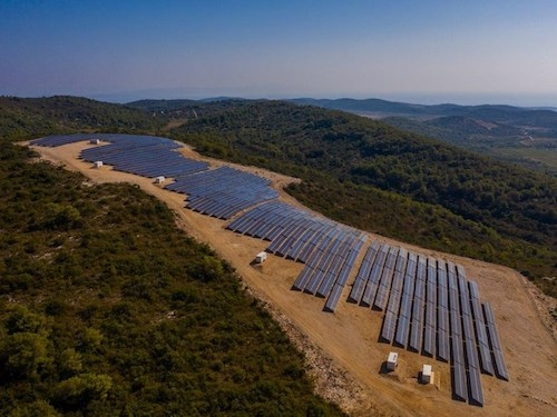 HEP Puts Into Operation Croatia's Largest Solar Power Plant