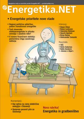 Revija Energetika.NET - Maj 2013