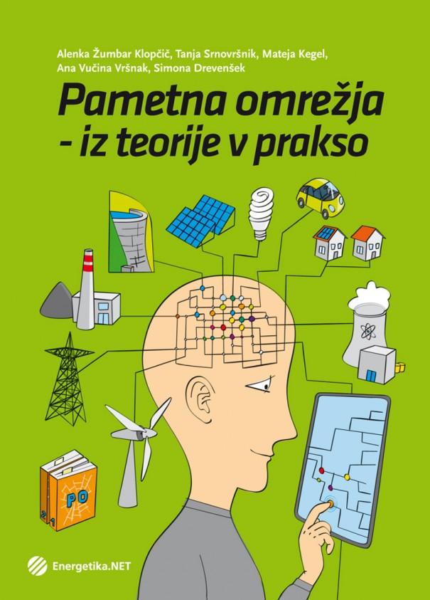 Prva poslovna knjiga o pametnih omrežjih