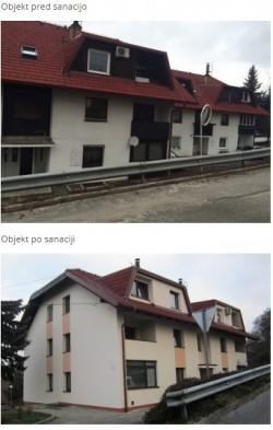 Borzen sanacija stavbe v Šentilju