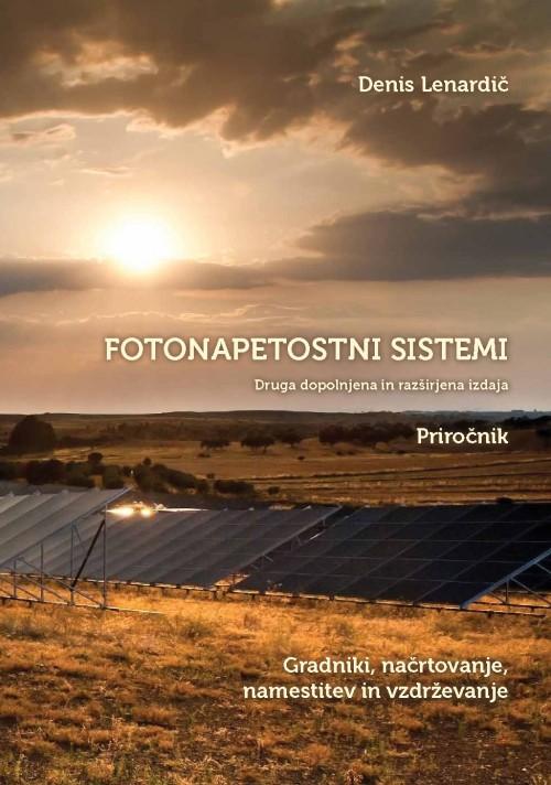 Fotonapetostni sistemi - obratovanje in vzdrževanje