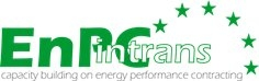 EnPC INTRANS logo