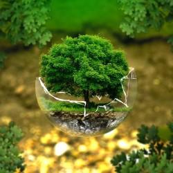 zemlja, okolje, podnebne spremembe pixabay