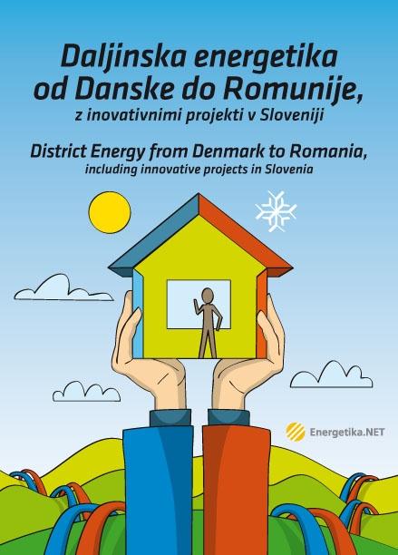 Daljinska energetika od Danske do Romunije